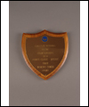 plaque won by Beverley Boys
