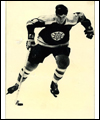 Bobby Orr skating down the ice