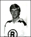 Bobby Orr in his Boston Bruins uniform