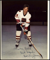 Autographed picture of Bobby Orr