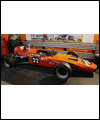 Gilles Villeneuve's Formula One Ford car