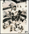 Collage of Gordie Howe images