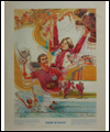 Poster of Graham Smith with Diane Jones-Konihowski from the 1978 Commonwealth Games