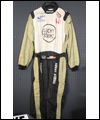 Jacques Villeneuve's Lucky Strike racing suit