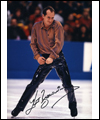 Kurt Browning performing