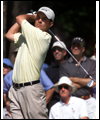 Mike Weir competing at the Canadian Open
