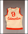 Noel MacDonald's Team Canada basketball jersey