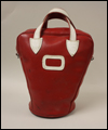 Sac Spalding rouge de Sandra Post