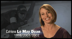 Photo of Catriona Le May Doan