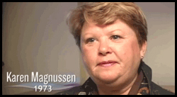 Photo of Karen Magnussen