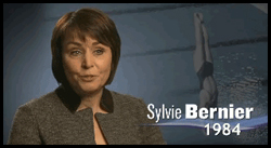 Photo of Sylvie Bernier